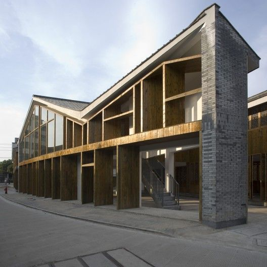 Park Block Renovation, Luqiao Old Town / TM Studio