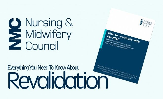 Everything You Need To Know About NMC Revalidation – NursingNotes