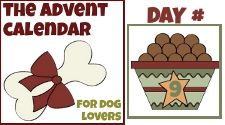 Advent Calendar for Dog Lovers Day 9: Wags and Wiggles Giveaway - Kol's Notes