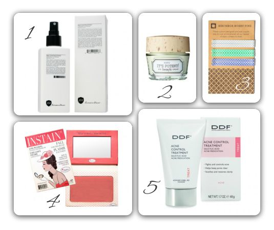 Birchbox - July 2013