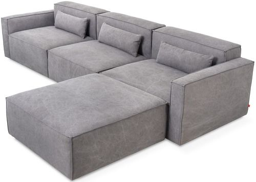 'Mix Modular Sectional 4-pc by Gus. @2Modern'