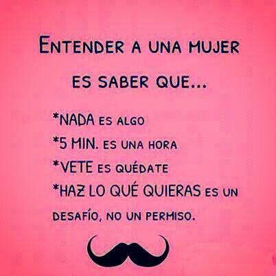 ¿Entendido? ;)
