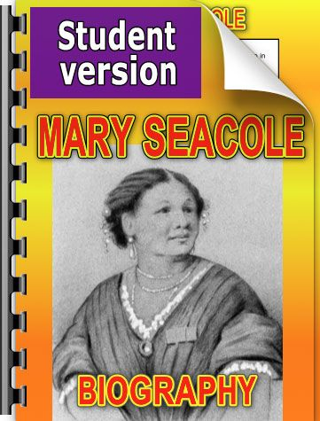 Mary Seacole was an important woman in helping wounded soldiers during the Crimean War. She set up the British Hotel to help soldiers who had been wounded. Read more about her life in our biography library #WomensDay