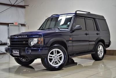 2003 Land Rover Discovery SE7 HARD TO FIND LAND ROVER DISCOVERY SE7 ONE OWNER LOW MILES HARD CLEAN GARAGE KEPT