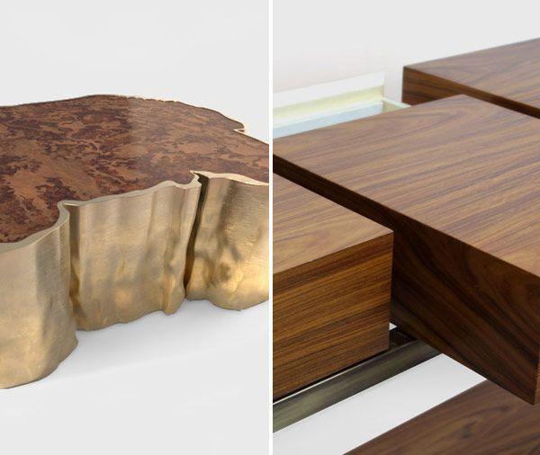 Moderne möbel aus holz  45 besten HOLZ LUXUS MÖBEL INSPIRATIONEN Bilder auf Pinterest ...