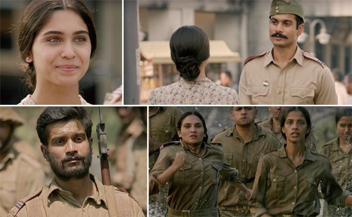 The Forgotten Army Azaadi Ke Liye Official Trailer In 2020 Kabir