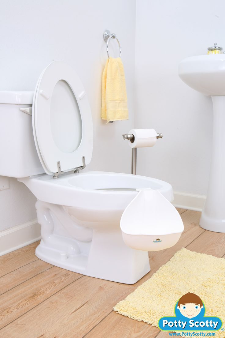 WeeMan Potty Training Urinal by Potty Scotty - Had no idea these existed! Need to remember if we ever have a boy.