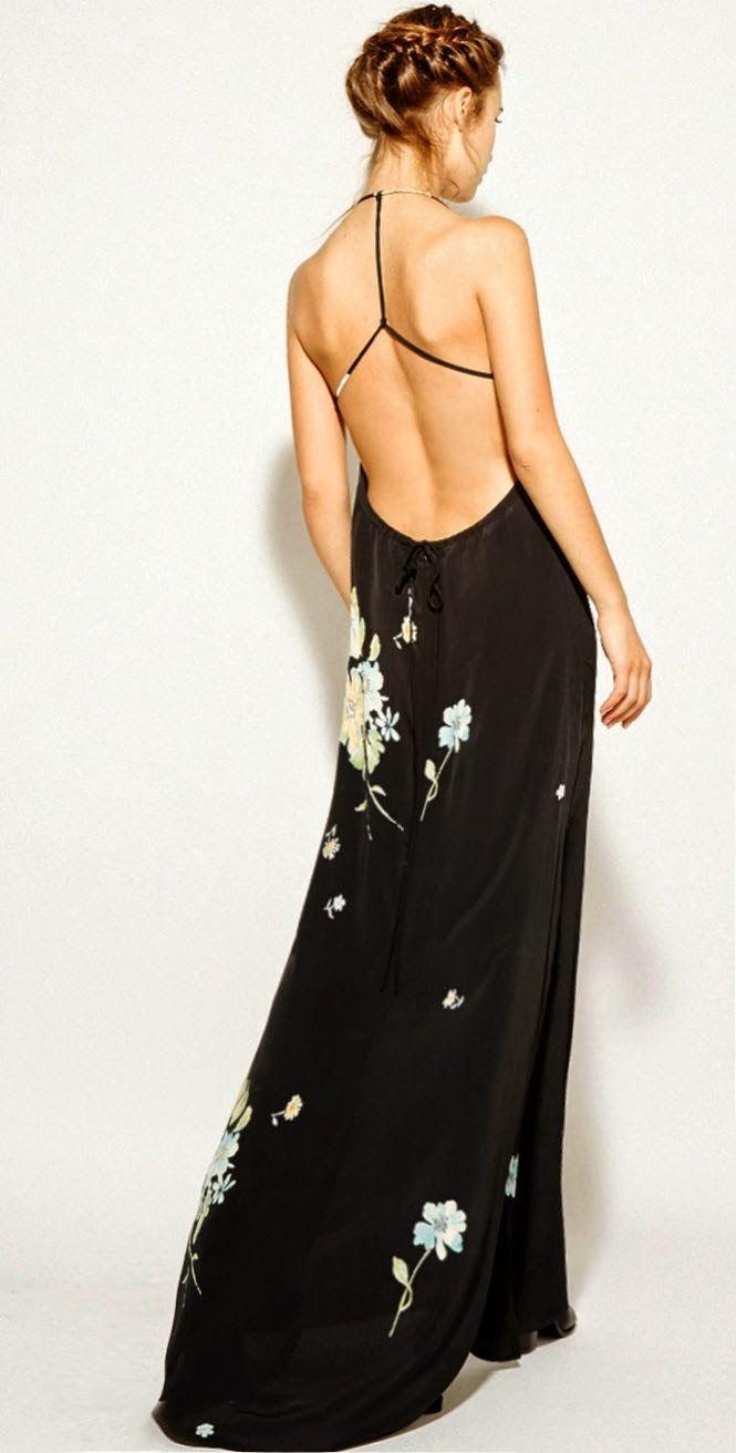 Summer Maxi dress ideas