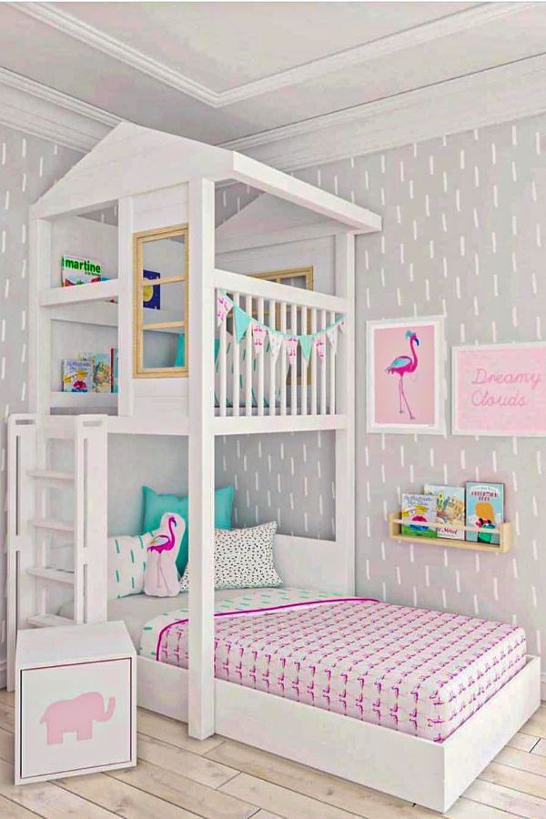 46+ Best kids single bed design ideas for Your Children Part 5 in