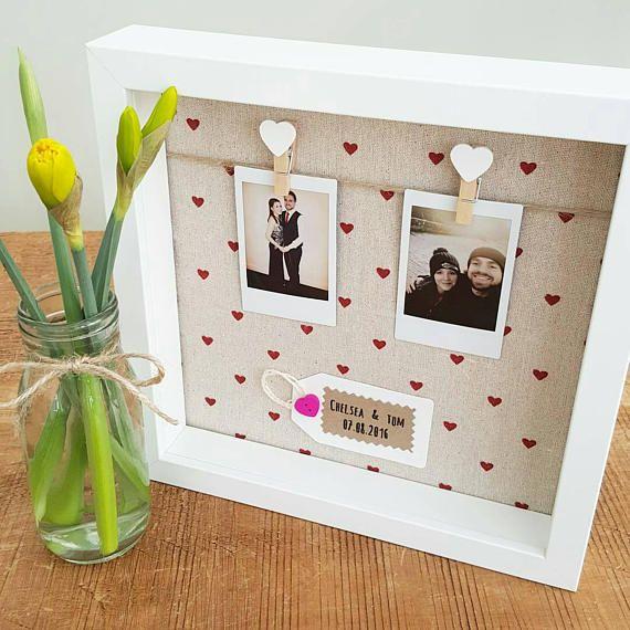 Boyfriend Valentines Gift / Girlfriend Valentines Gift /Wedding Gift / Engagement Gift/Boyfriend Frame /Valentines Personalised Gift