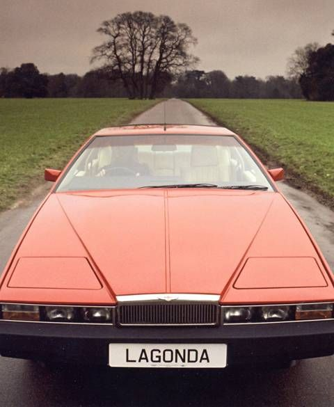 Lead designer, Ken Lee's first favorite car. (he's been drawing them since he was 5!) Aston Martin Lagonda #newmurano #nissannyias #sponsored