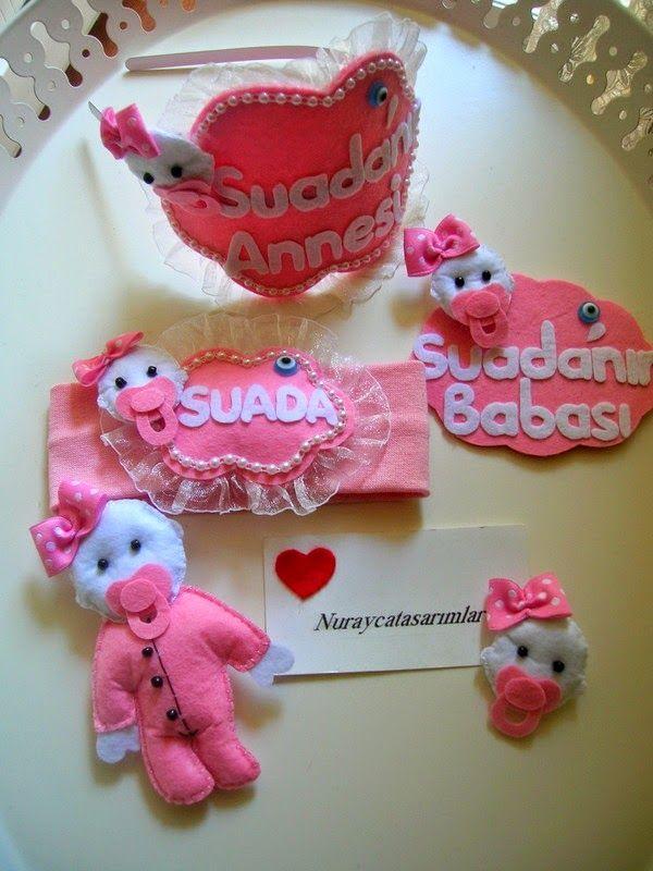 Nuraycatasarımlar: Suada Bebek ve Annesi  için ,