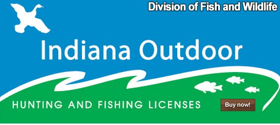 Indiana outdoor - Buy hunting and fishing licenses   http://www.in.gov/ai/appfiles/dnr-license/