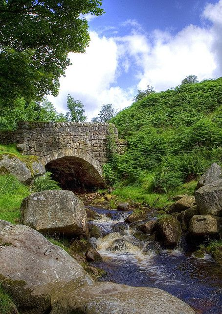 Hebden Gill, North of Hole Bottom, Yorkshire Dales, England