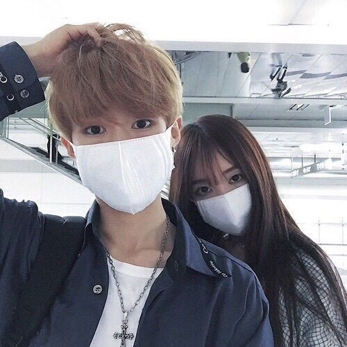 korean, ulzzang, and asian image -> uhh...I think that is The8 from SVT...and he's chinese. but alright