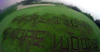 Aww! Environmentalists Vandalize Trump Golf Course