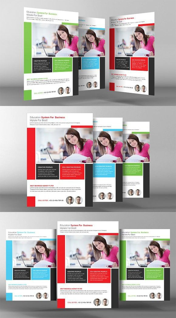 high school education flyer template business flyer graphic