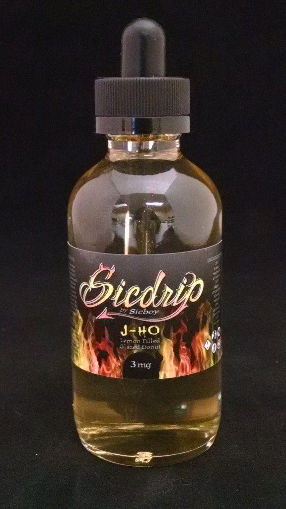 SICDRIP | J-HO | 30ML