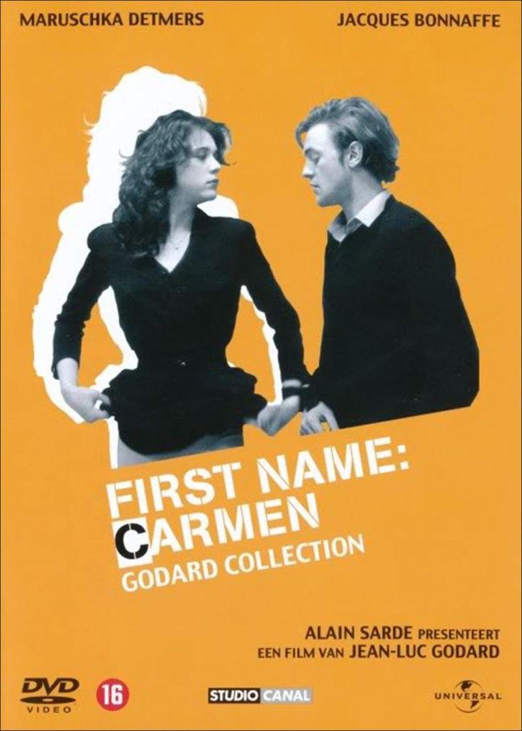 First Name: Carmen - Prenom: Carmen Movie Poster (1983)