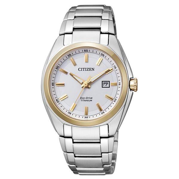 Citizen Uhr Nr. EW2214-52A mit Gravur