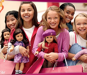 Check out planning a girls' date to the newly-opened American Girl store/restaurant in Seattle. I think Emma would LOVE this!