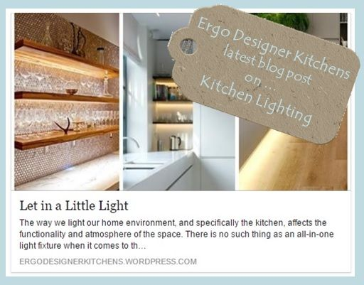 Make your lighting multi-functional by combining all these types in order to give your kitchen greater functionality, interest, and likelihood that you will have sufficient lighting.