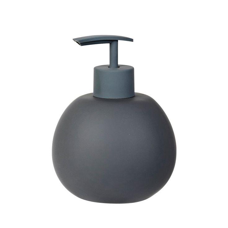 Robb Soap Dispenser, Castlerock $24. - RoyalDesign.com