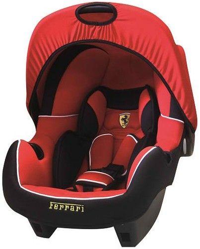 Beebop Official Licensed Ferrari Pushchair & Pram Includes Ferrari Car Seat! | eBay