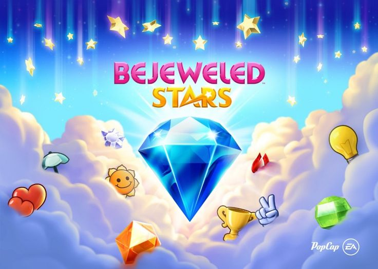bejeweled stars - Google Search