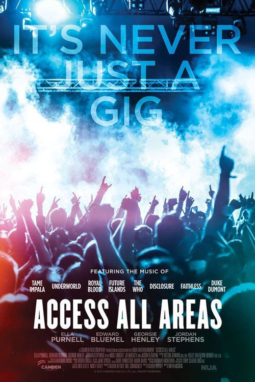 Access All Areas (2017) Full Movie Streaming HD