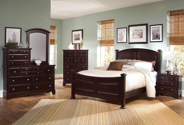 Vaughan bassett bedroom set