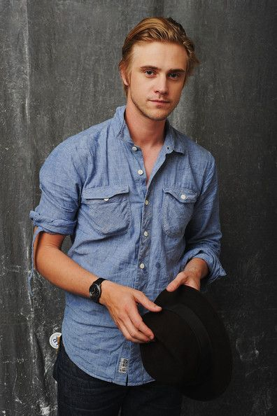 Boyd Holbrook from hatfields and mccoys