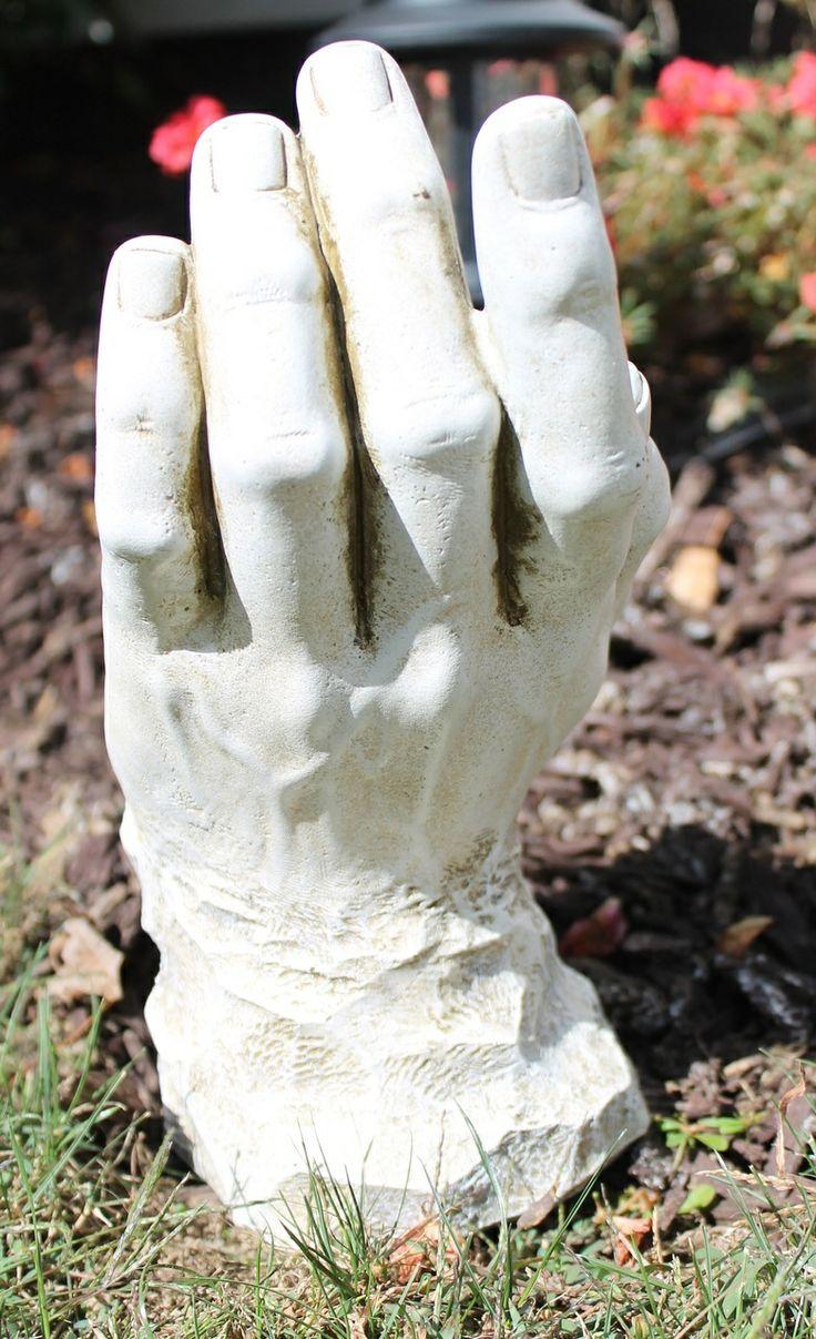 ajays emporium in gods hands miscarriage baby memorial garden statue 4299 http