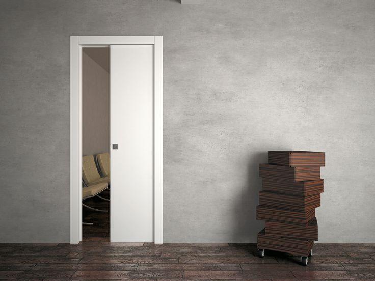 FBP porte | Collezione OLIVIA - Art. 30 - Colore:laccata bianca #fbp #porte #legno #door #wood #interiordoors #varnished #woodcut