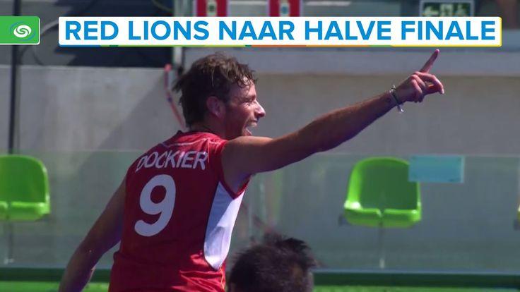 Olympics Rio 2016 | Team Belgium - Red Lions - Hockey