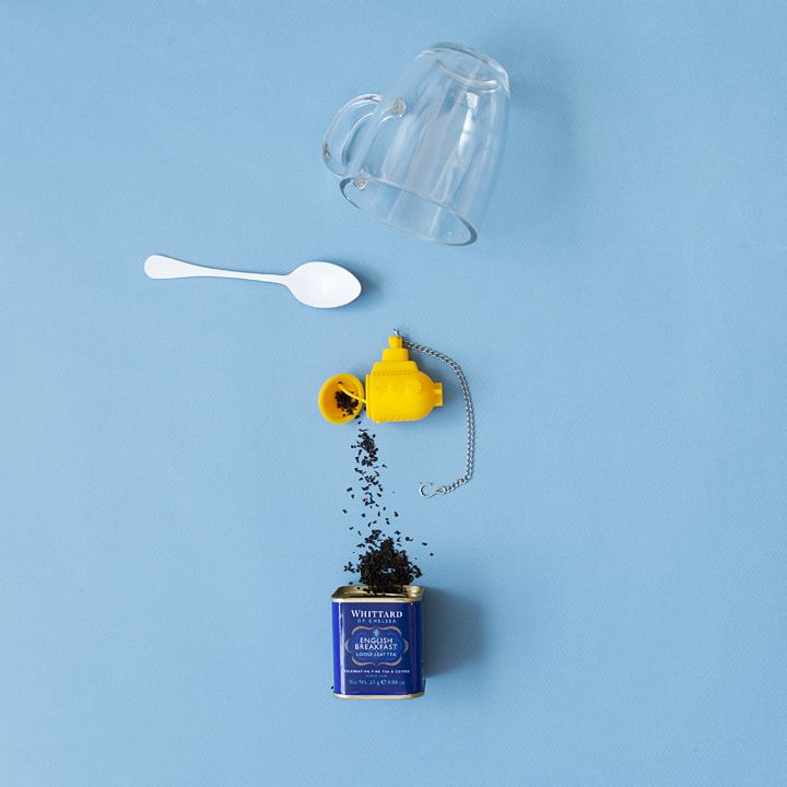 Infusor de té - Yellow Submarine