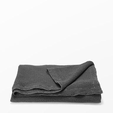 Överkast Oliver, 240x240 cm, grå