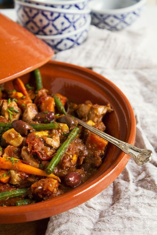 Feeling Exotic? Try this Moroccan Chicken Tagine   Move Nourish Believe