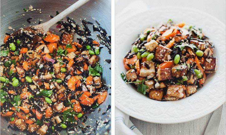 Коричневый рис с адзуки и мисо. Рецепт приготовления блюда
