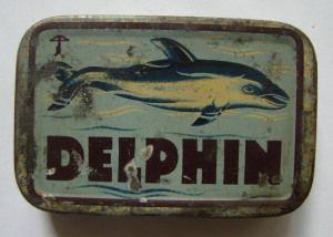 Tire Repair Tin Delphin