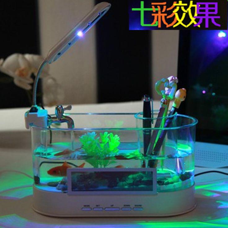 Best 25 mini aquarium ideas on pinterest world 39 s for Mini fish tank