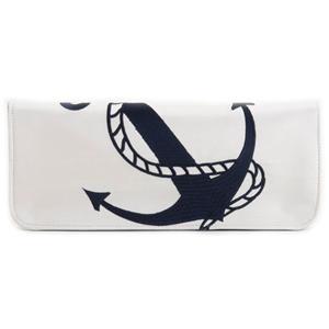 Marinella Clutch Bag - Ivory