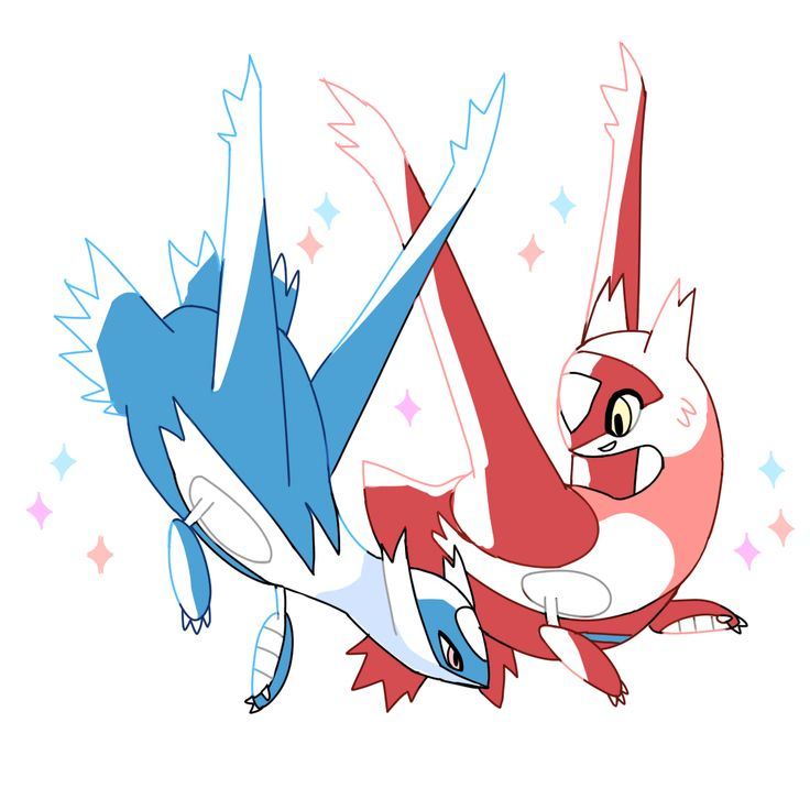 1000+ images about Latios et Latias ! on Pinterest | Ash ...