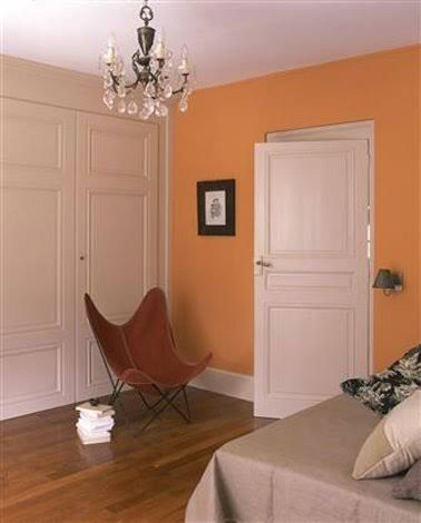 15 pingles peinture beige incontournables couleurs de peinture beige peinture beige gris et for Chambre a coucher orange et gris