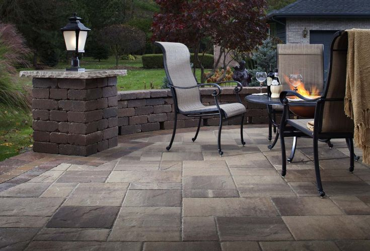 Belgard Lafitt Patio Slab Get Online Pavers Prices And Pictures Yard Ide