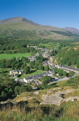 (PHOTO: Visit Wales) Britain's most picturesque villages  Beddgelert, Gwynedd, Wales  Snowdonia's most beautiful village Beddgelert is surrounded by epic scenery and located close to the delightful Glaslyn Gorge. The small unspoilt village boasts stone-built houses, inns and hotels with two rivers, the Glaslyn and the Colwyn, meeting at a bridge in the centre. Visit the Sygun Copper Mine to explore its winding tunnels and colourful chambers, and stop at St Mary's Church...
