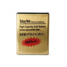 Batería Gold Extendida Samsung Galaxy Note 3680mAh Made in Japan http://www.tucargadorsolar.com/Baterias-para-moviles/Bateria-Gold-3030mah-Samsung-Galaxy-Note-i9220.html