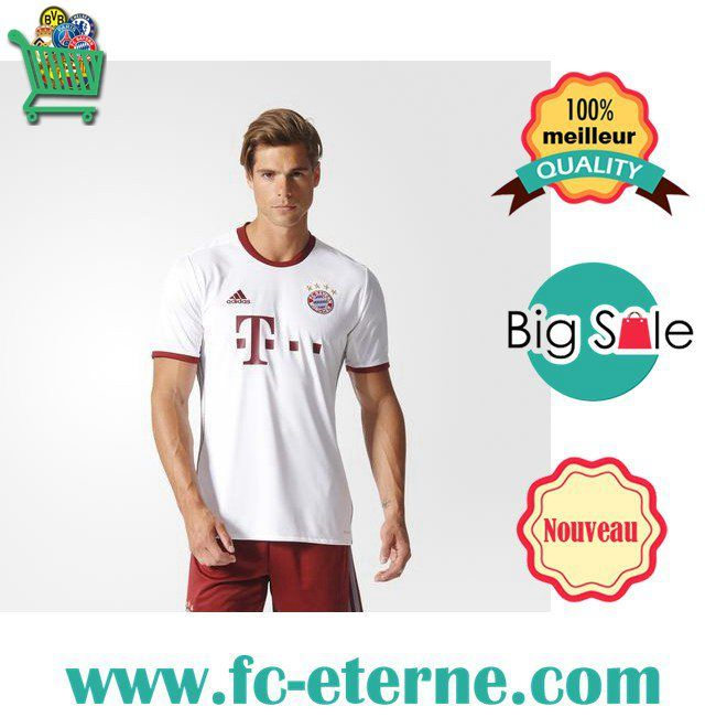 Magasin Maillot Foot Bayern Munich 2016-2017 Third |fc-eterne