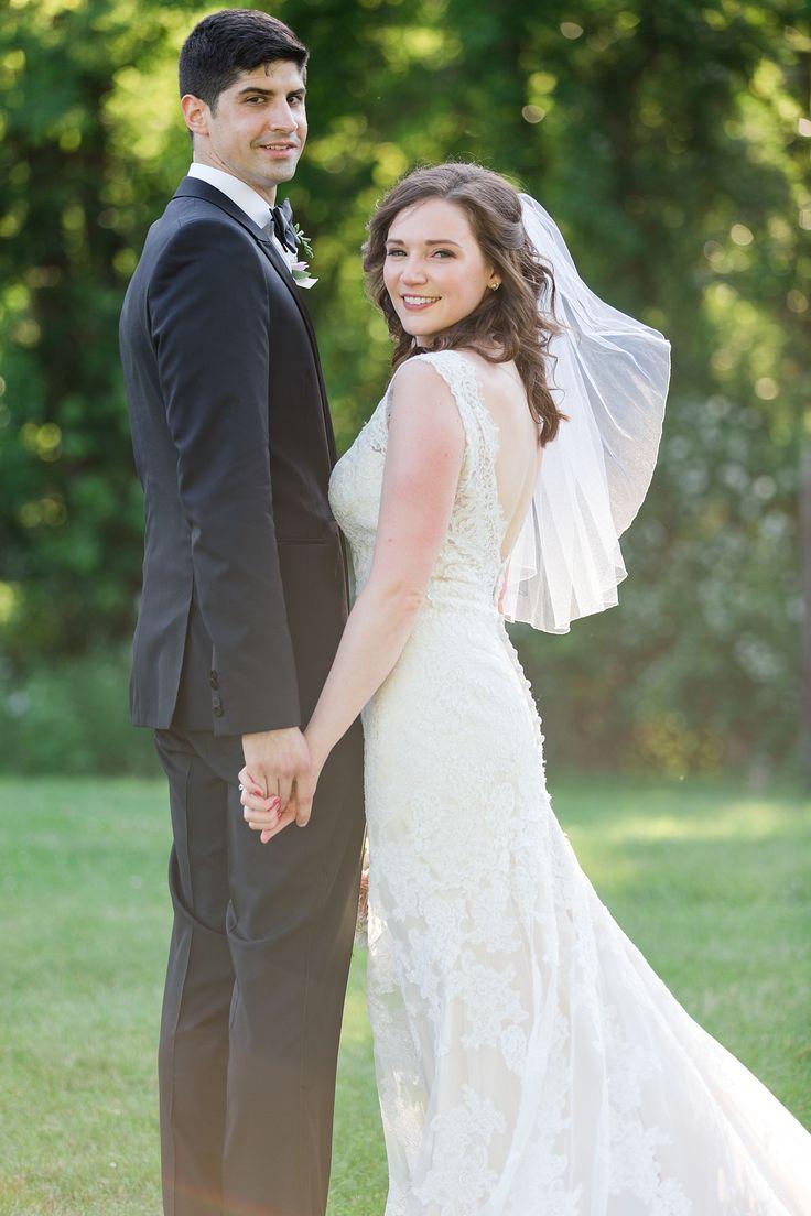 New York Hudson Valley Vineyard Wedding Photos by Jessica Haley