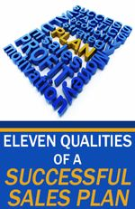 Free Resources - Eleven Qualities of a Successful Sales Plan
